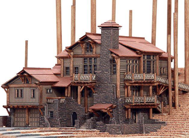 Canon Lodge House