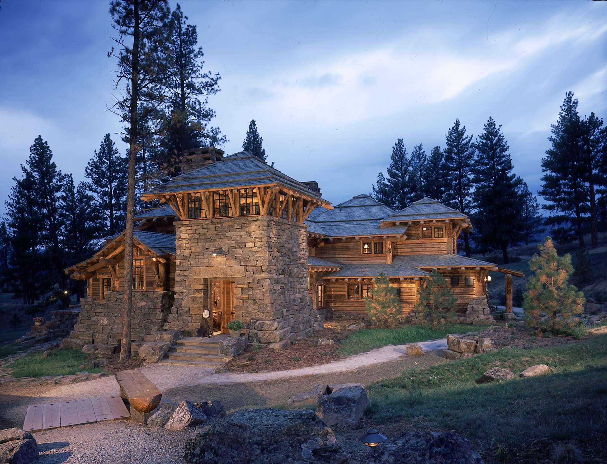 Shining Mountain Ranch Exterior 8