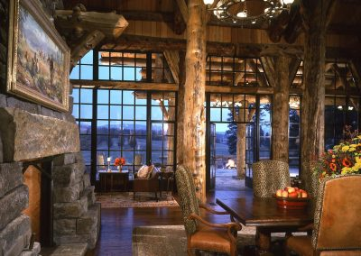 Shining Mountain Ranch Interior