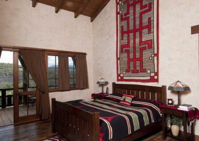 Dos Rios Ranch Bedroom