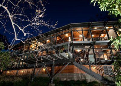 Glen Oaks Residence Dusk