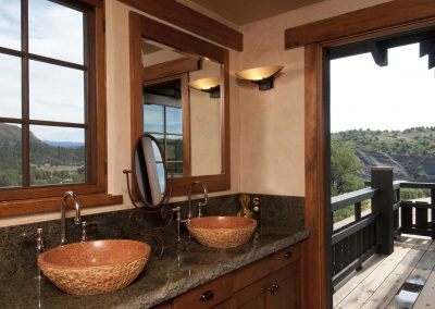 Dos Rios Ranch Bathroom
