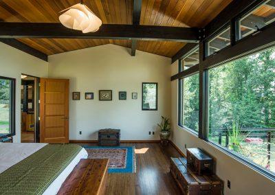 Hale Residence Bedroom