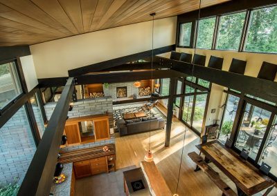 Hale Residence Interior