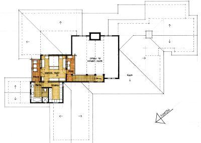 Dos Rios Ranch Plan 2nd Floor