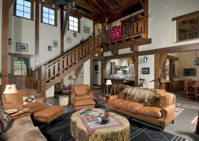 Dos Rios Ranch Interior 2
