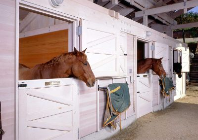 Pasant Stables Interior