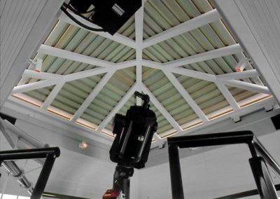 Pasant Observatory Interior