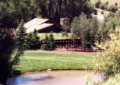 Ralph Lauren Ranch Exterior