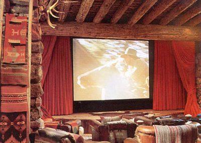 Ralph Lauren Ranch Theater