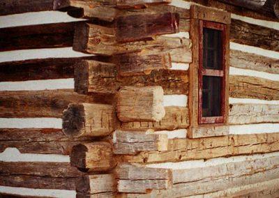 Ralph Lauren Ranch Exterior Details