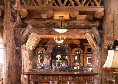 Shining Mountain Ranch Bar