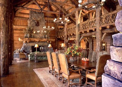 Shining Mountain Ranch Interior 5