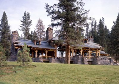 Shining Mountain Ranch Exterior 4