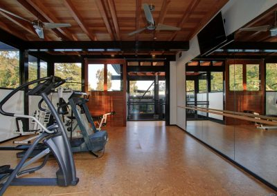 Walker Residence Gym