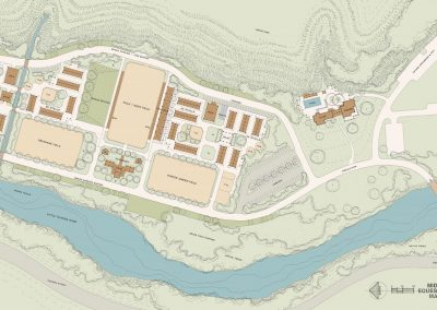 Middle Ranch Site Plan