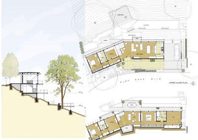 Glen Oaks Residence Plans
