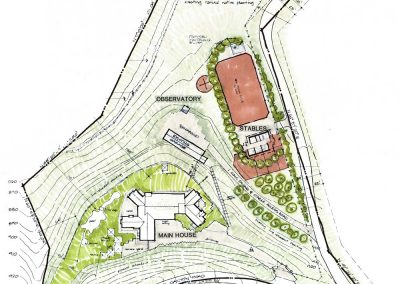 Pasant Stables Site Plan