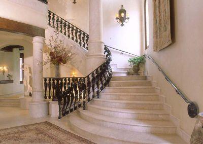Foyer Stairwell