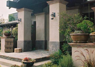 Hsu Gutcho Residence Entry