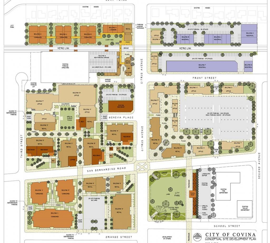 Master Planning Ewing Architects