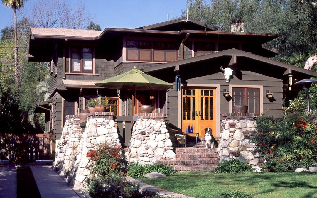 Grether ResidencePasadena, CA
