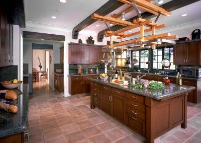 Hsu Gutcho Residence Kitchen