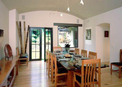 Hsu Gutcho Residence Dinning room