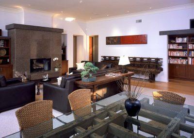 Hsu Gutcho Residence Family Room