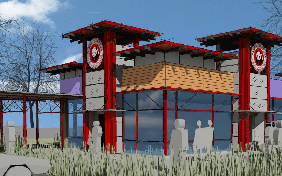 Panda Express Prototypes1,900 locations nationwide