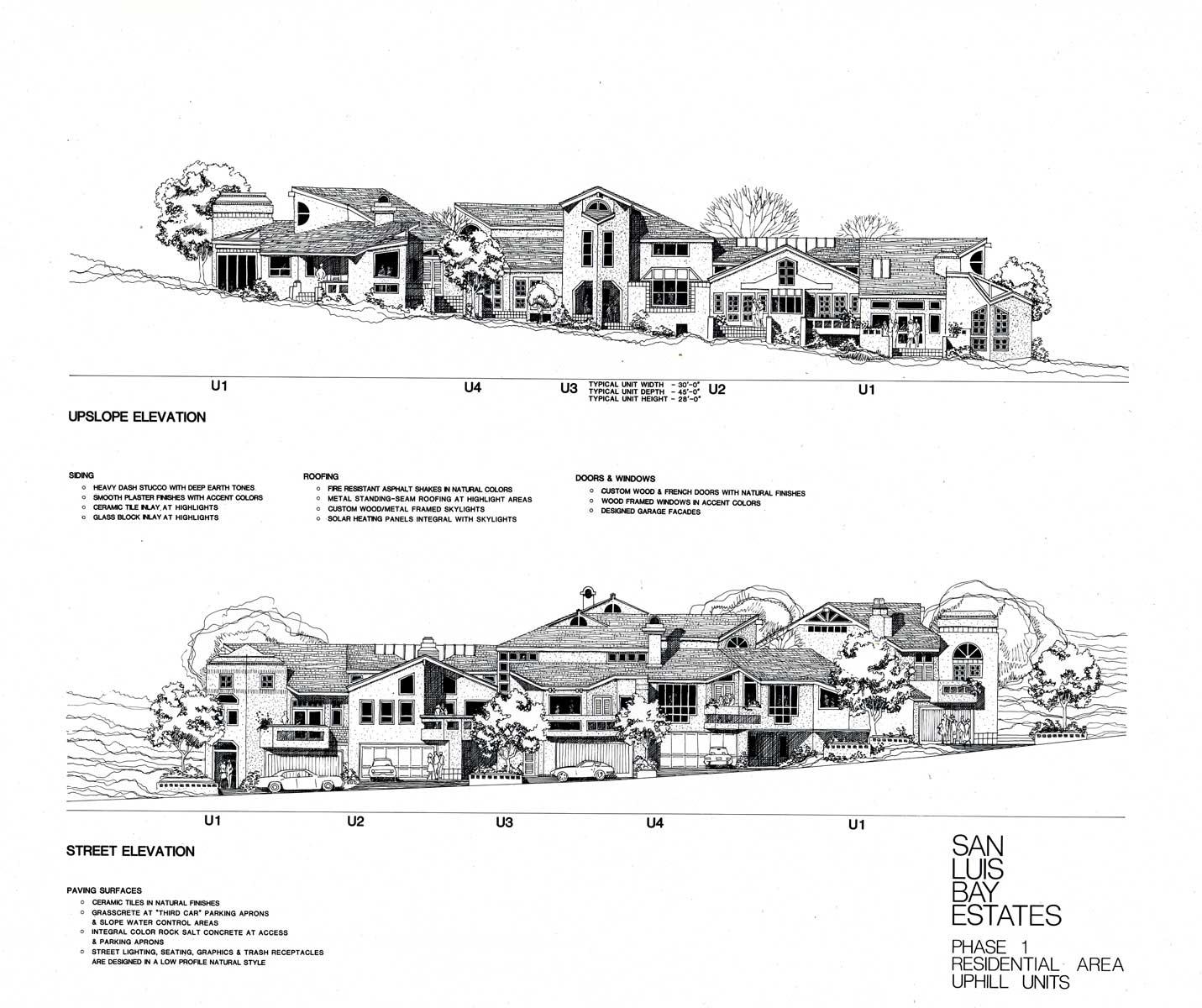 San Luis Bay HotelAvila Beach, CA | Ewing Architects
