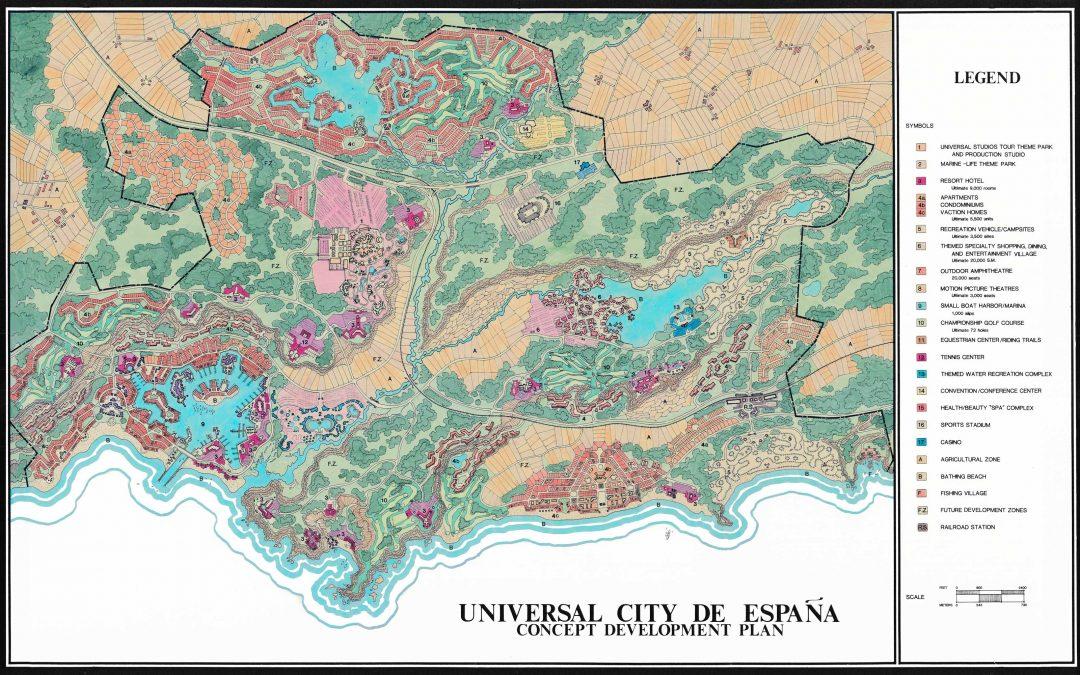 Universal City De Espana