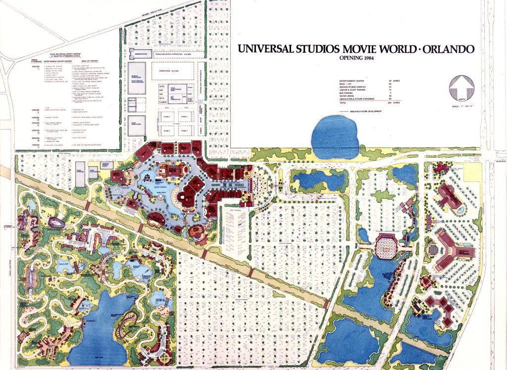 Master Planning Ewing Architects
