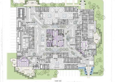 EPSON Floor plan