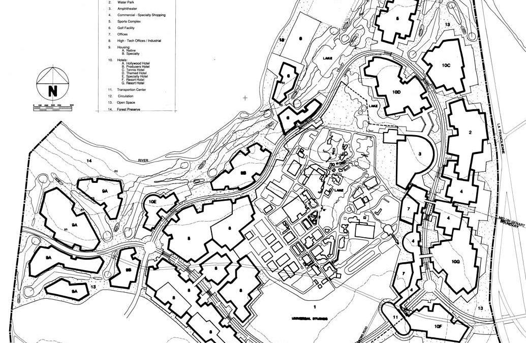 Universal StudiosMelun Senart, FRANCE