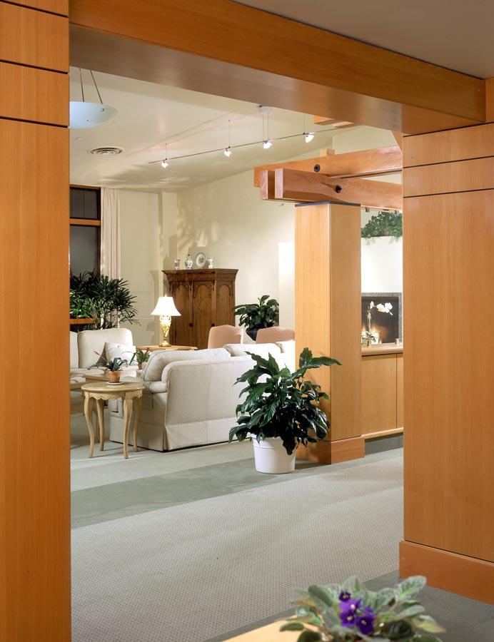 Senior Living Ewing Architects
