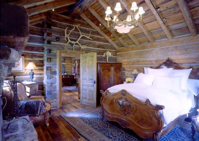 SMR Guest Cabins