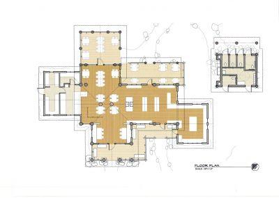 Scheme 3 - Floor Plan