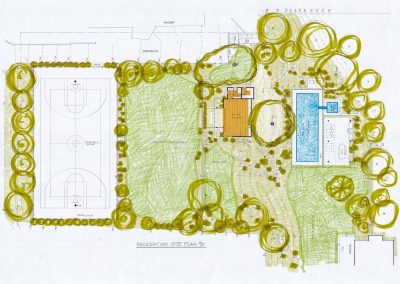 colored-site-plan
