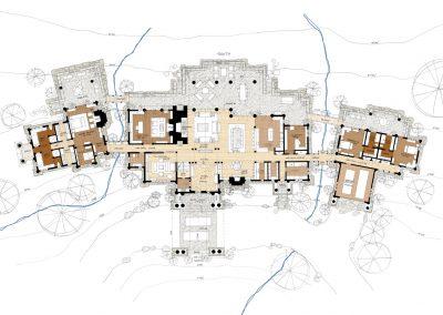 Miller Residence Floor Plan