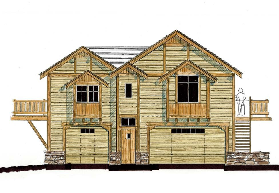 "Craft ""Carriage House"""