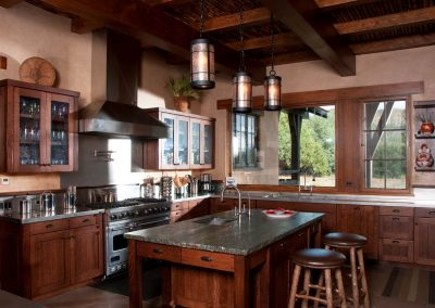 Dos Rios Ranch Kitchen