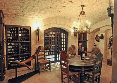 Sleeping Indian Ranch Wine Cellar
