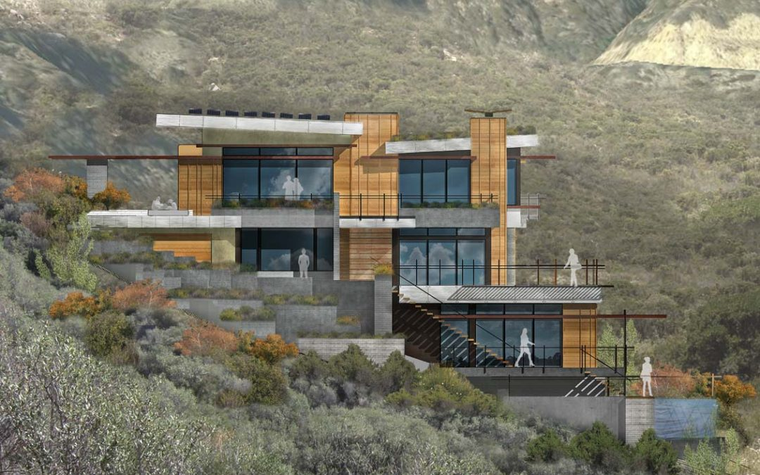 Malibu ResidenceSanta Monica Mountains, CA